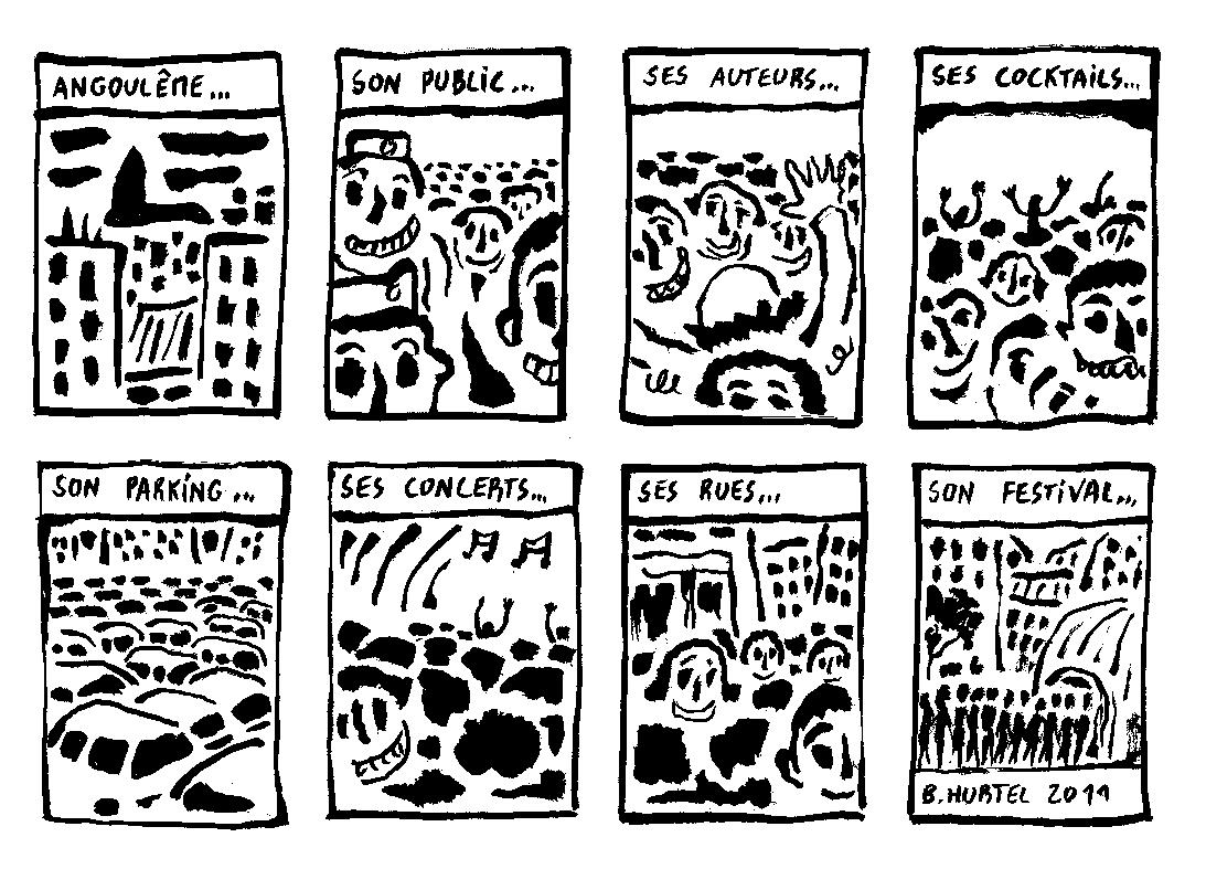 dessin pour Angoulême